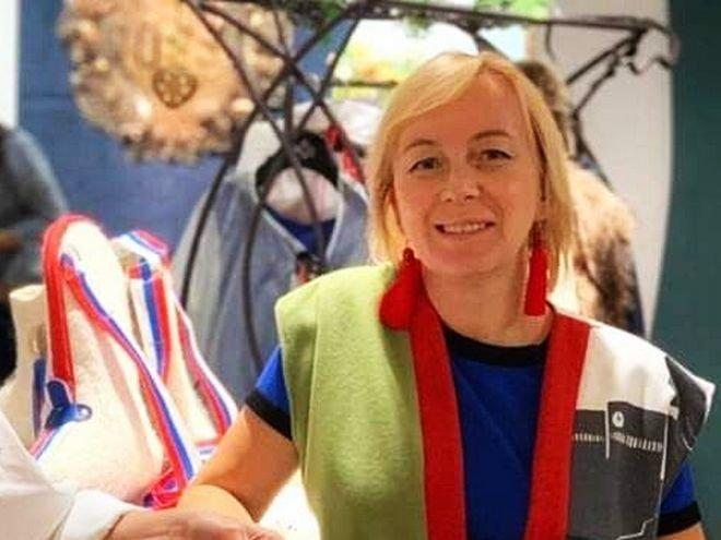 Супруга нижегородского губернатора Никитина примерила наряды местных дизайнеров - фото 1
