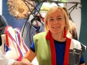 Супруга нижегородского губернатора Никитина примерила наряды местных дизайнеров