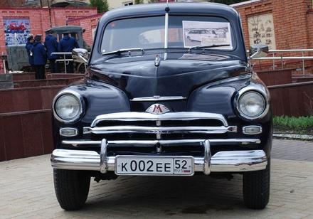 Компания «Хартунг» хочет отсудить у ГАЗа бренд «Победа»