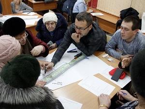 Нижегородцы «сконструировали» предпочтительную для себя модель сквера «Канавинский»