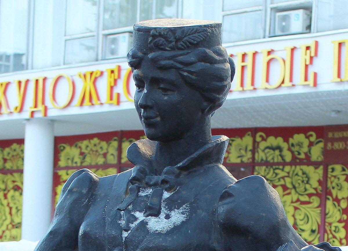 Материнство и любовь: каких женщин и за что увековечили в Нижнем Новгороде - фото 1