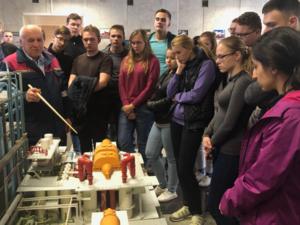 Студенты опорного вуза отправились в технический тур по АЭС