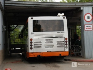 Переработки водителя автобуса способствовали смертельному ДТП в Приокском районе