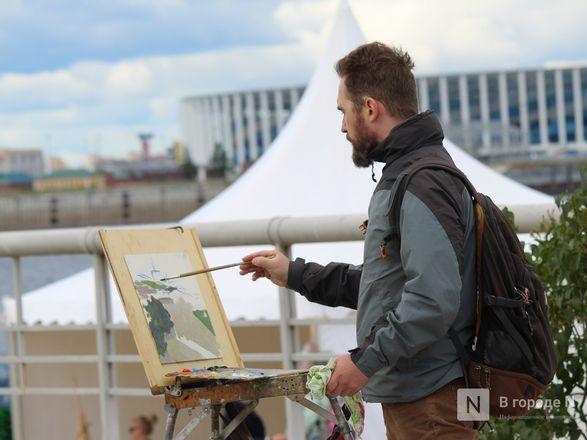 Праздник в пандемию: как Нижний Новгород отметил 799-летие - фото 54