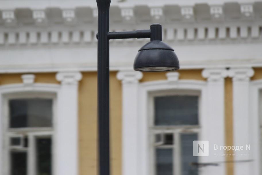 Автор проекта благоустройства Большой Покровской объяснила выбор дизайна фонарей - фото 1