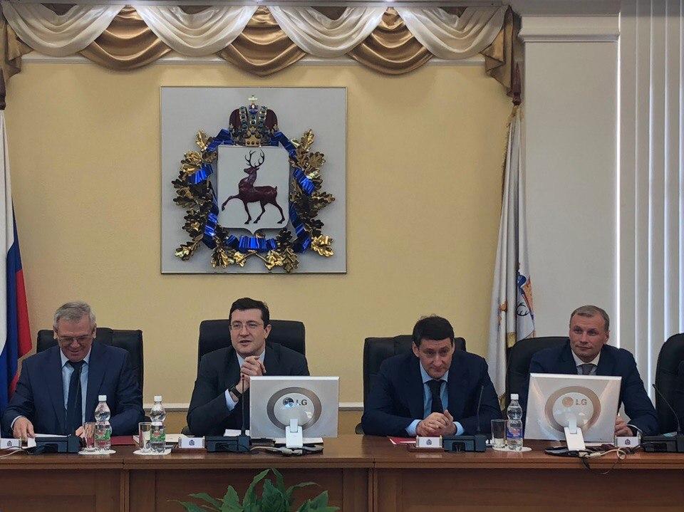 И. о. заместителя губернатора Нижегородской области назначен Никита Никитин