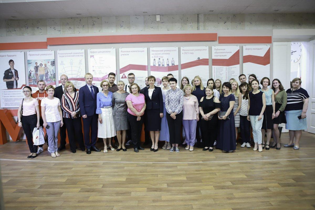 Летняя школа для молодых словесников из России и Польши открылась в Мининском университете - фото 1