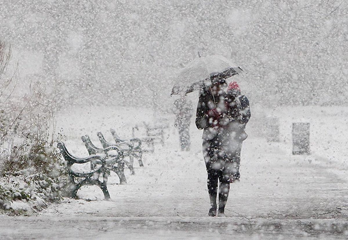 ВНижнем Новгороде объявлено экстренное предупреждение— Метель игололед
