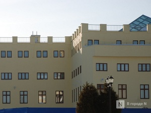 Дом правительства в Нижегородском кремле достроят к 2022 году