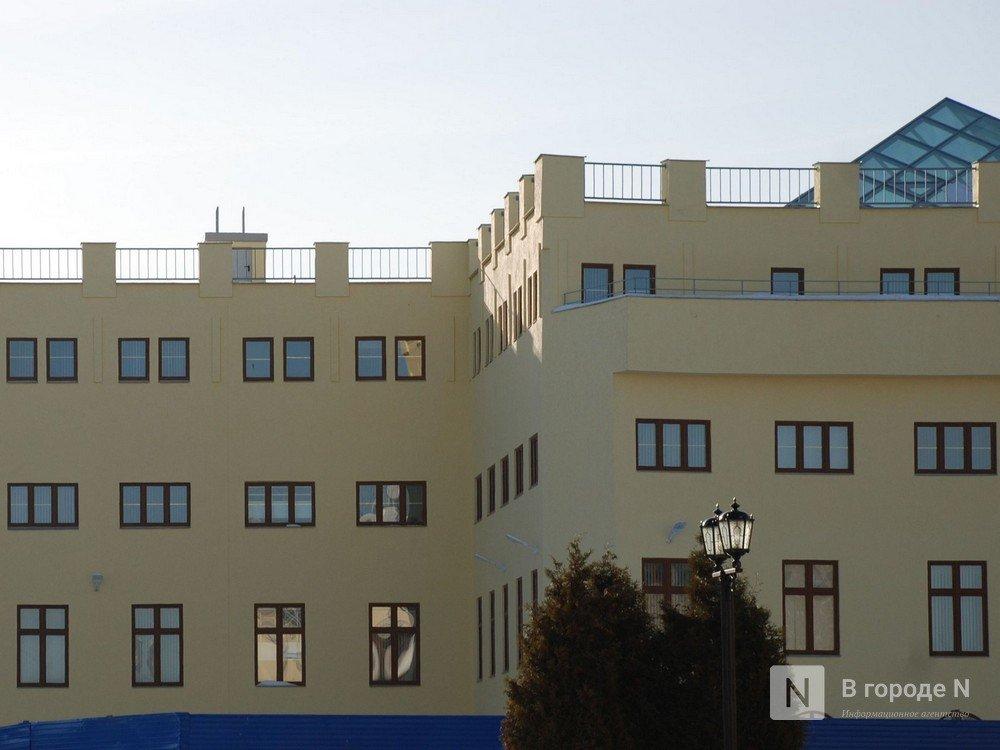 Дом правительства в Нижегородском кремле достроят к 2022 году - фото 1