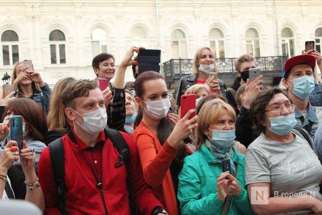 Маски на красной дорожке: звезды кино приехали на «Горький fest» в Нижний Новгород - фото 85