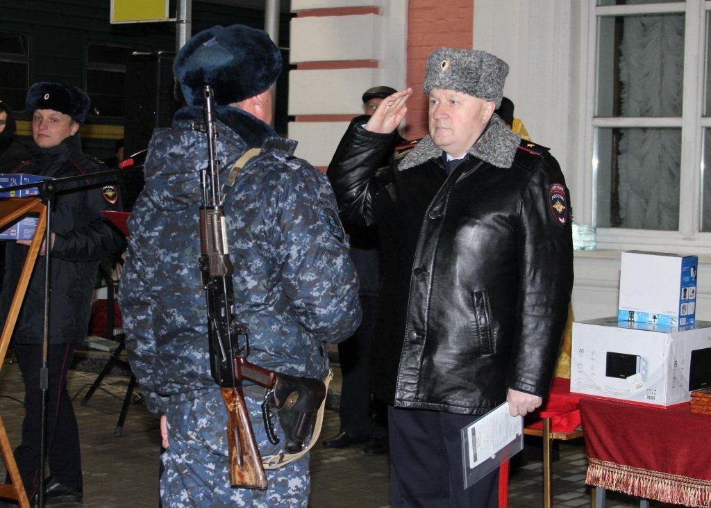 Нижегородские полицейские завершили полугодовую службу в Дагестане - фото 2