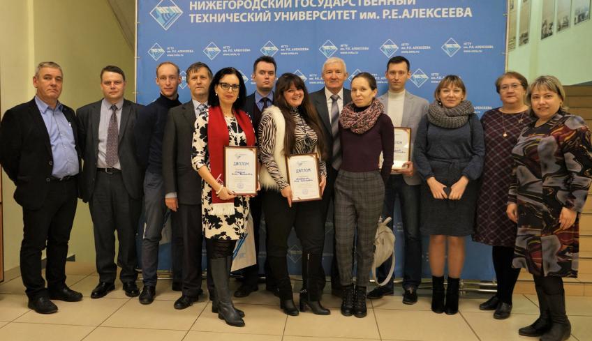 Кураторы-новаторы соревновались в НГТУ - фото 1