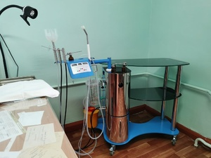 Медоборудование на 10 млн рублей получит починковская больница