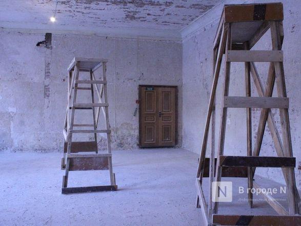 Единство двух эпох: как идет реставрация нижегородского Дворца творчества - фото 25