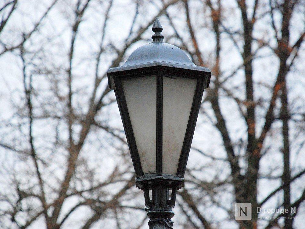 Фонари на нижегородских улицах будут гореть на 45 минут дольше