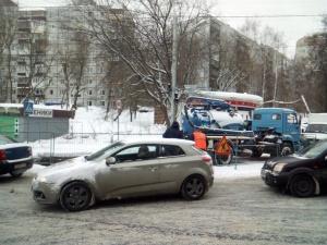 Коммунальную аварию на Ковалихинской ликвидируют до 19.00