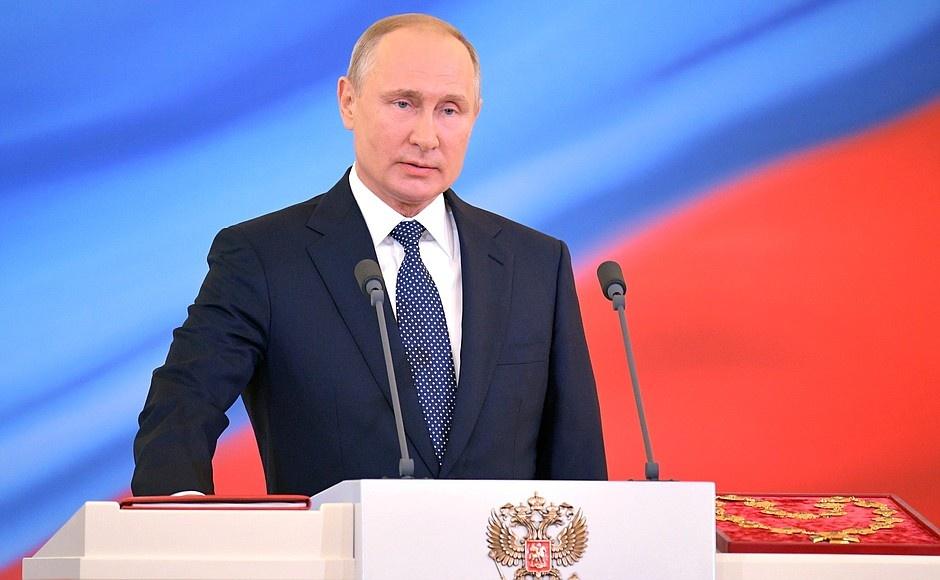 Путин объявил выходной по всей стране с 28 марта по 5 апреля