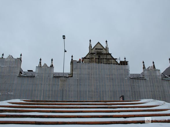 Инъекция для стен: как идет реставрация фасада нижегородской фабрики «Маяк» - фото 47
