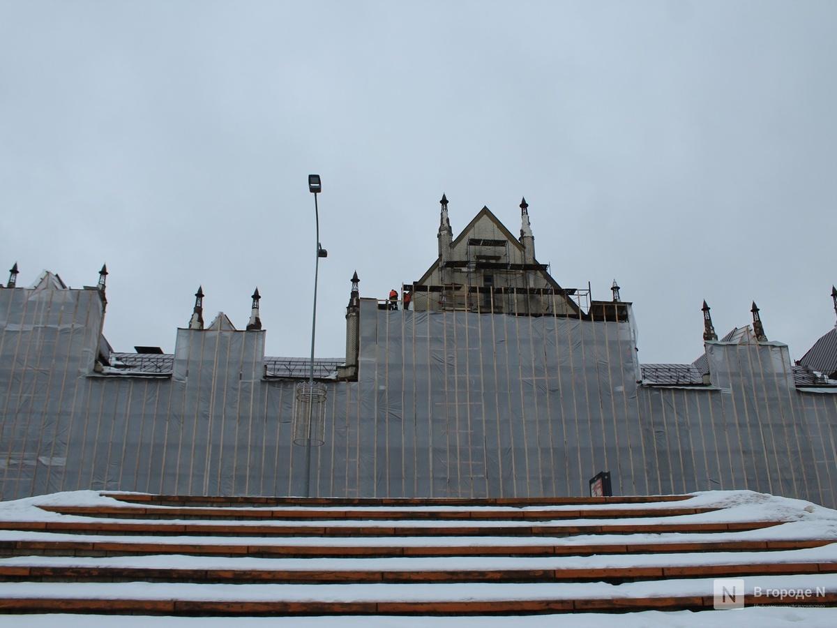 Инъекция для стен: как идет реставрация фасада нижегородской фабрики «Маяк» - фото 1
