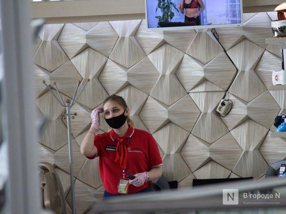 COVID не прилетит: нижегородский аэропорт усилил меры безопасности - фото 44