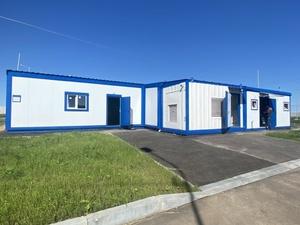 Современные очистные сооружения за 84 млн рублей построили в Арзамасском районе