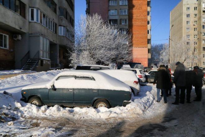 Крупные штрафы грозят нижегородским ДУКам за наледь на крышах  - фото 2