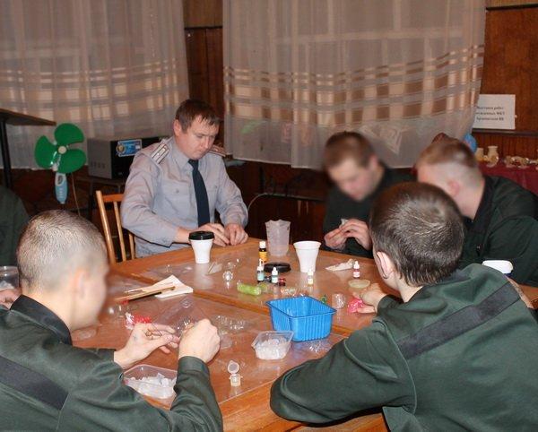 Нижегородские заключенные прошли мылотерапию - фото 1