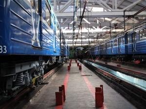 26 вагонов метро отремонтируют в Нижнем Новгороде в 2019 году