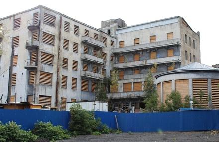 Нижегородский «Дом чекиста» законсервировали после вмешательства прокуратуры
