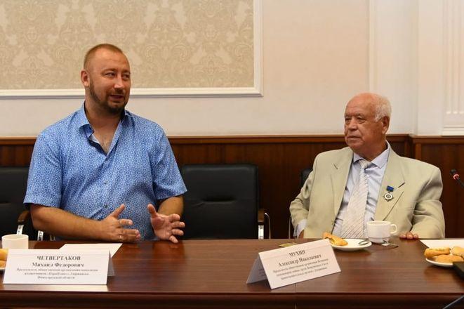 Глава Дзержинска обсудил с некоммерческим организациями вопрос о присвоении звания «Город трудовой доблести» - фото 3