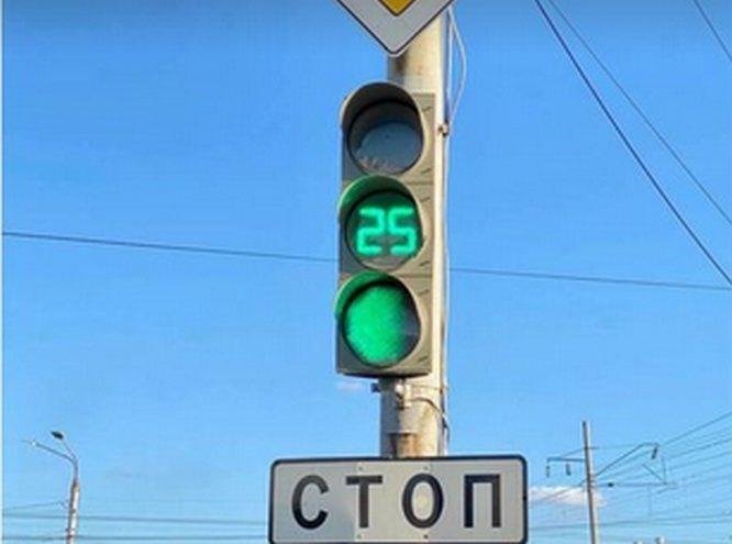 Пробка в Канавинском районе сократилась в пять раз после изменения режима работы светофора - фото 1