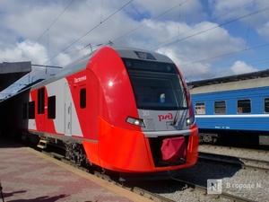 Периодичность курсирования поездов «Стриж» Москва — Нижний Новгород увеличится с 3 июля
