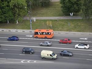 Выделенная полоса на проспекте Гагарина продолжит работать