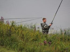 Три вида ухи и лодка в подарок: в Нижнем Новгороде стартовал фестиваль рыбалки
