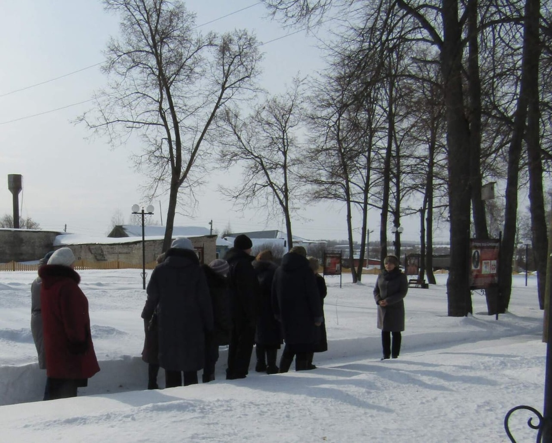 Центр села Верхнее Талызино в Сеченовском районе благоустроят за 3,8 млн рублей - фото 1