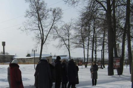 Центр села Верхнее Талызино в Сеченовском районе благоустроят за 3,8 млн рублей