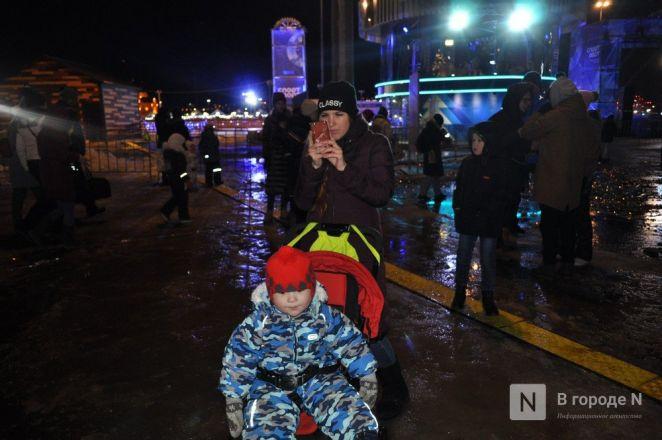 Ирина Слуцкая с ледовым шоу открыла площадку «Спорт Порт» в Нижнем: показываем, как это было - фото 18