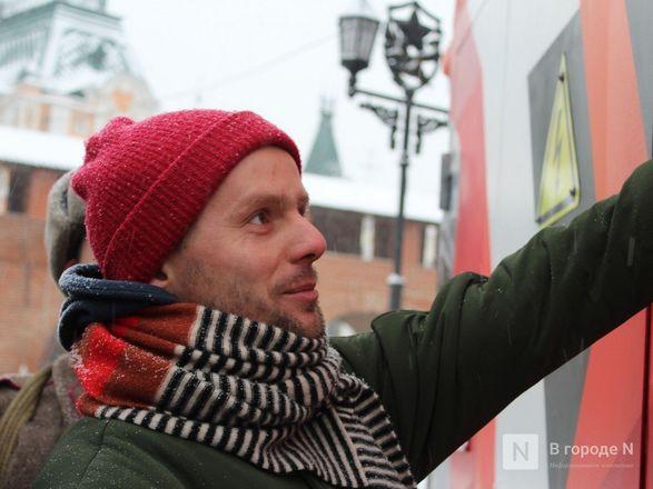 Стрит-арт в честь 75-летия Победы создали в кремле нижегородские художники - фото 18