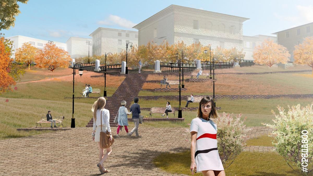 Новый пешеходный маршрут пройдет по Почаинскому бульвару - фото 1