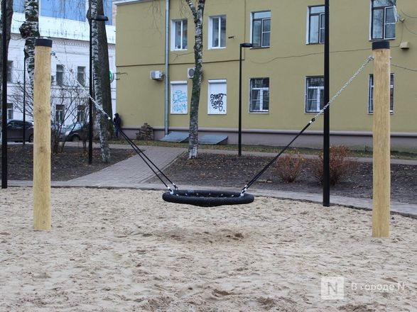Благоустройство Чернопрудского сквера завершится в следующем году - фото 19