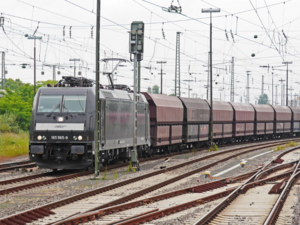 Отправление контейнеров на Горьковской железной дороге выросло в январе—октябре на 15,4%