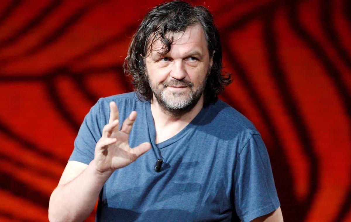 Сербский кинорежиссер Эмир Кустурица побывает на фестивале «Dobro&Lubov» НГЛУ онлайн - фото 1