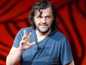 Сербский кинорежиссер Эмир Кустурица побывает на фестивале «Dobro&Lubov» НГЛУ онлайн