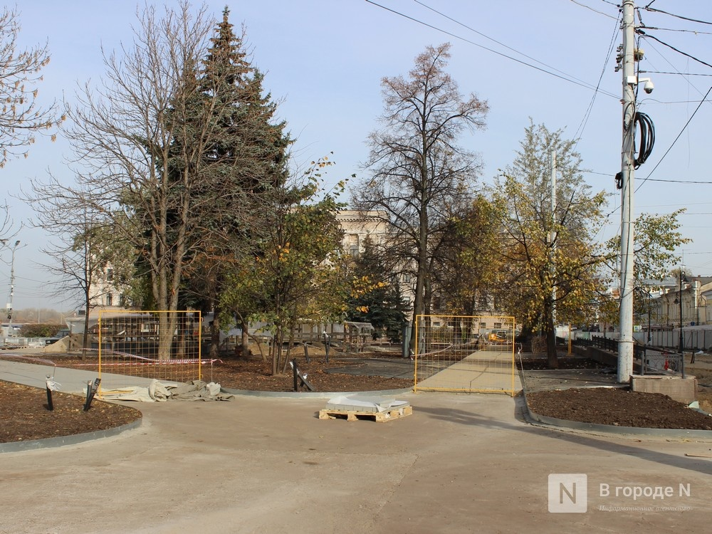 Новые туалеты установят на площади Маркина