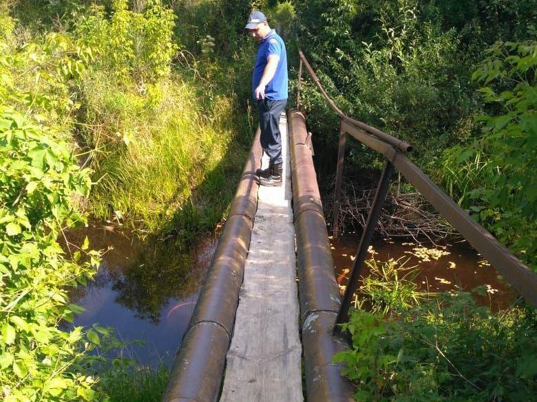 Труп мужчины обнаружен в реке Коваксе Арзамасского района - фото 1