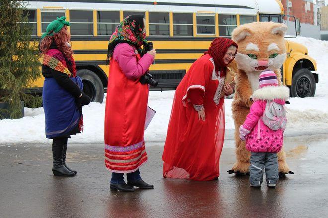 Нижегородцы отметили спортивную Масленицу в «Зимней сказке» - фото 19