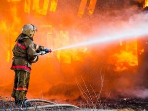 В Сормовском районе мужчина погиб при пожаре в собственном доме