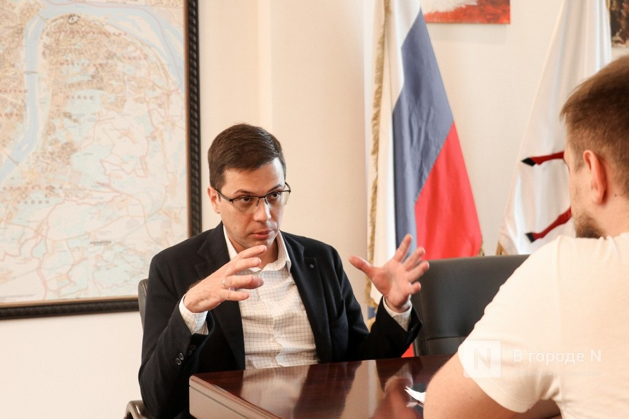 «800-летие Нижнего Новгорода — только начало»: Большое интервью с главой города Юрием Шалабаевым - фото 1
