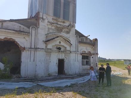 Здание ярмарочной водозаборной станции на Стрелке выставили на торги